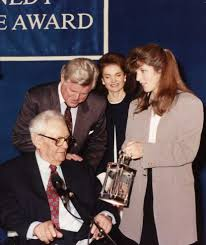 carl elliott sr john f kennedy presidential library museum 1990 profile in courage award recipient carl elliott sr senator edward m
