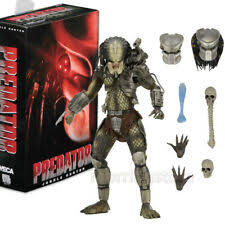 <b>NECA Alien Predator</b> TV, Movie & Video Game Action Figures for ...