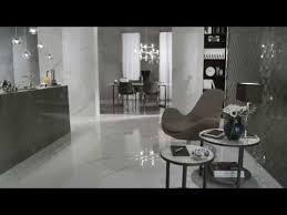 Marble-effect Living <b>Room</b> | Calacatta | <b>Atlas Concorde</b> - YouTube