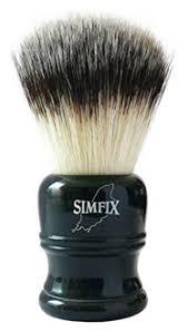 Помазок для бритья Simfix SF1 Synthetic faux Ebony ... - PARFUMS