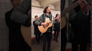 """Hozier - """"Almost (Sweet Music)"""" Live In The NYC Subway - YouTube"""