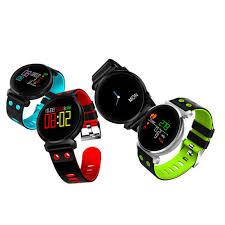 <b>K2 0.95</b> Inch OLED 3D Arc HD Colorful Screen Blood Pressure ...