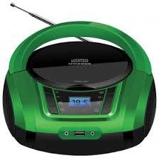 Аудиомагнитола <b>Hyundai H</b>-<b>PCD360 Black</b>/<b>Green</b> в интернет ...