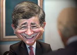 Image result for Ahmet Davutoglu CARTOON