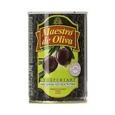 Маслины <b>Maestro de oliva</b> без косточки - Обзор на сайте ...