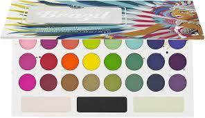 BH <b>Cosmetics</b> Take Me Back to Brazil - <b>35 Color</b> Pressed Pigment ...