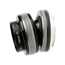 <b>Объектив Lensbaby</b> Composer Pro II with <b>Sweet 35mm</b> Fujifilm X ...