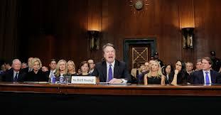 Kavanaugh Apologizes to Sen. Klobuchar For Drinking Question ...
