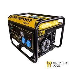 <b>Бензиновый генератор Champion GG2000</b> | Купить ...