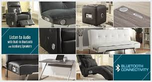 great home furniture. new 2016 donny osmond home collection furniture with bluetooth technology great o