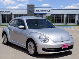 Volkswagen Beetle for Sale in Tyler, TX (with Photos) - Autotrader