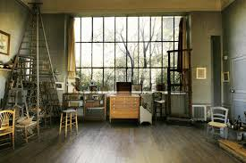 cezanne artist studio best lighting for art studio