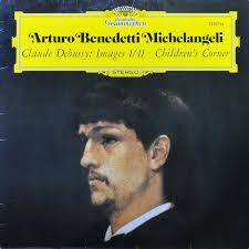 Claude <b>Debussy, Arturo Benedetti Michelangeli</b> - Images I/II ...