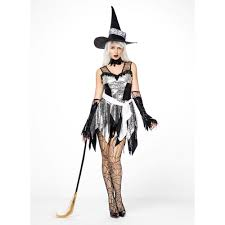 Umorden Fantasia Adult Women Classic <b>Witch Costume Cosplay</b> ...