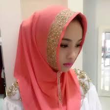 <b>Muslim Women</b> Ethnic Soft Scarf Islamic Hijab <b>Inner</b> Cap Long ...