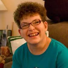 My sister Shawn loves Mickey Mouse, cats and shopping at Wal-Mart. - Janulewicz-Shawn