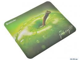 <b>Коврик</b> для мыши <b>Defender Juicy</b> Sticker — купить по лучшей цене ...