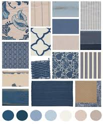 coor board blue and white decor cottagedecorating blueandwhite colorboards http blue and white furniture