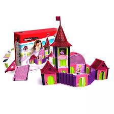 3D <b>конструктор</b> для девочки Волшебный <b>замок Modular</b> – купить ...