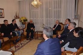 Kılıçdaroğlu'dan Tayfun Talipoğlu'nun ailesine ziyaret