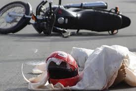 Resultado de imagem para acidentes com moto