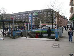 Harburg Rathaus station