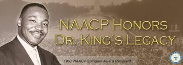 NAACP | Dr. Martin Luther King Jr.