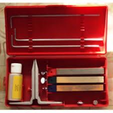 Отзывы о <b>Набор для заточки ножей</b> Lansky Standart LKC03