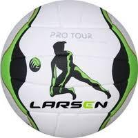Купить <b>мяч</b> волейбольный пляжный <b>Larsen</b> Pro Tour недорого в ...