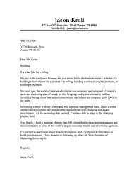 cover letter sample business internship s marketing internship cover letter