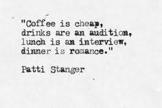 Patti Stanger Quotes! on Pinterest | Dinner Dates, Interview and ... via Relatably.com