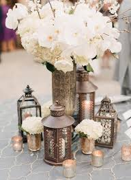 rustic chic wedding ideas love the tall vase in the middle and the little lanterns brilliant 12 elegant rustic