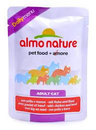 <b>Паучи Almo Nature</b> Daily Menu - Cat Chicken&Beef