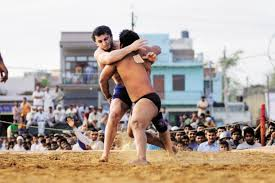 photo essay   fight club   slideshow   liveminta georgian wrestler tries his luck on an unfamiliar fighting surface  only one of the four wrestlers from georgia managed to win  since they have never