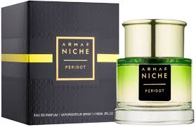 <b>Niche Peridot</b> Eau De Parfum 90ml for Women | <b>Armaf</b>