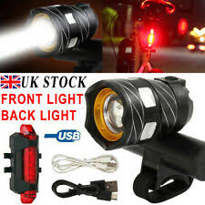 <b>Bicycle Lights</b> and Reflectors with <b>Rechargeable</b> Batteries for sale ...