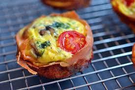 Prosciutto-<b>Wrapped</b> Mini Frittata Muffins - Nom Nom Paleo®