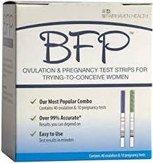 Fairhaven Health, <b>BFP</b>, <b>Ovulation & Pregnancy</b> Test Strips For ...