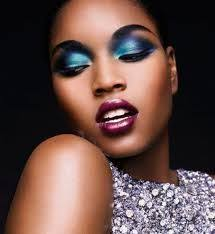 how to choose makeup and eye colors for your dark skin tone black skin care natural hair care african american skin care