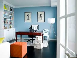 modern home offices home office and modern homes on pinterest blue modern home office