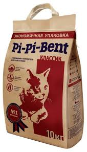 Купить Наполнитель <b>Pi</b>-<b>Pi</b>-<b>Bent Классик</b> (10 кг) по низкой цене с ...