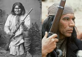 Jeff Arnold's West: Geronimo: An American Legend (Columbia, 1993) via Relatably.com