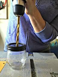 hanging mason jar solar lights crafts gardening how to lighting mason betty 8 light mason jar
