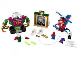 Купить <b>Конструктор Lego Super</b> Heroes Угрозы Мистерио в ...