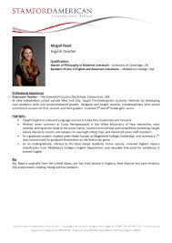 academic staff profile bio by stamford american international academic staff profile bio by stamford american international school issuu