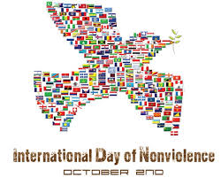 aditya library october  gandhi jayanthi amp international nonviolence day