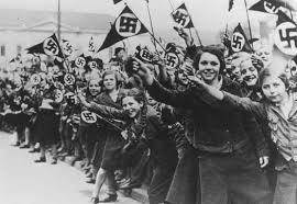 Resultado de imagen de Pueblo y Estado nacionalsocialista