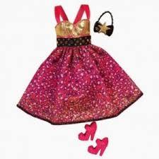 <b>Mattel</b> Набор <b>одежды для кукол</b> Barbie BCN57 | Отзывы ...