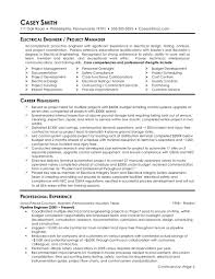 Electrical Resume Examples  resume template for electricians       electrician resume examples