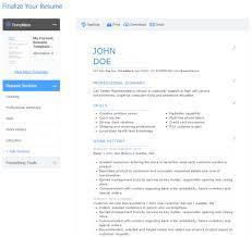 top  free resume builder reviews   jobscan blogmyperfectresume
